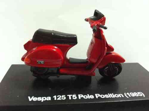 Vespa 125 T5 Pole Position (1985)